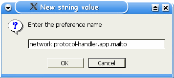 Name of the second preference setting